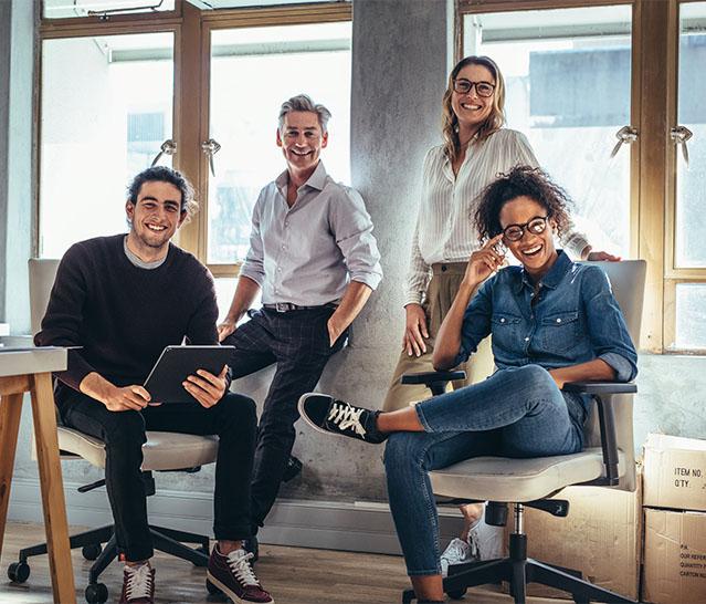 Het DPO4YOU team ontzorgt iedere KMO in GDPR compliancy